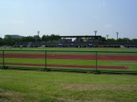 中台運動公園陸上競技場1