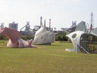 新浜緑地公園多目的球技場3