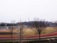 韮崎中央公園陸上競技場2