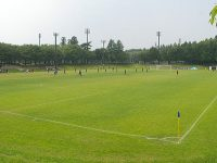 野木町総合運動公園サッカー場3