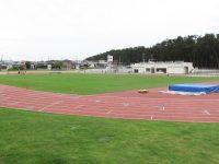 風の松原陸上競技場1