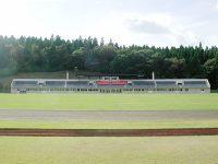 男鹿総合運動公園陸上競技場1