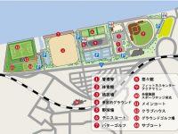 おおい町総合運動公園プレーパーク大飯多目的グラウンド3