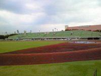 太田市運動公園陸上競技場1