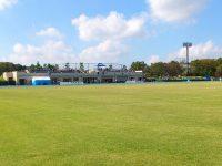 小山運動公園陸上競技場兼サッカー場1