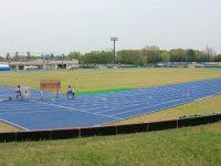 小山運動公園陸上競技場兼サッカー場3