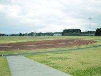 六戸町総合運動公園陸上競技場1