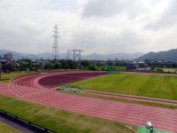 鯖江市東公園陸上競技場1