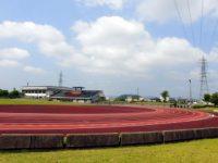 鯖江市東公園陸上競技場2