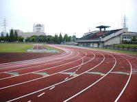 鯖江市東公園陸上競技場3