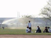 三条燕総合グラウンドサッカー場3