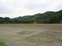 西毛総合運動公園陸上競技場1