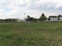 利根川敷島緑地サッカー・ラグビー場1