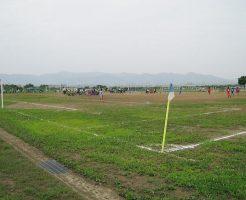信濃川河川公園サッカー場