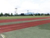 雫石総合運動公園陸上競技場1