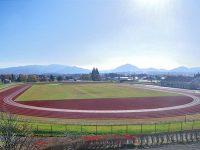 雫石総合運動公園陸上競技場3