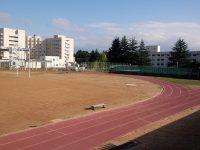 富山大学杉谷キャンパス陸上競技場1