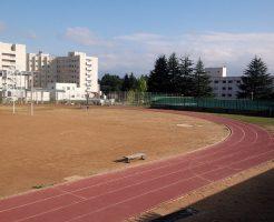 富山大学杉谷キャンパス陸上競技場
