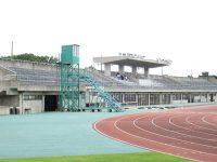 胎内市総合グラウンド陸上競技場2