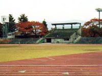 高田公園陸上競技場1