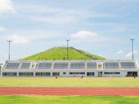 龍ケ崎市陸上競技場たつのこフィールド1