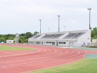 龍ケ崎市陸上競技場たつのこフィールド2