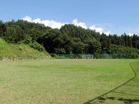 みなかみ町寺間運動公園サッカー場1