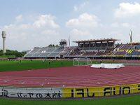 栃木県総合運動公園陸上競技場1