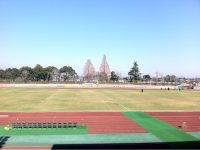 栃木市総合運動公園陸上競技場1
