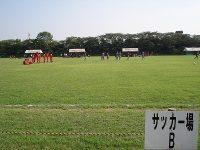 栃木県総合運動公園サッカー場3