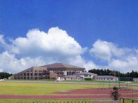 東北町北総合運動公園陸上競技場1