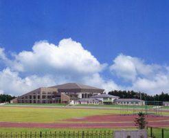 東北町北総合運動公園陸上競技場