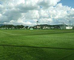 遠野市国体記念公園市民サッカー場