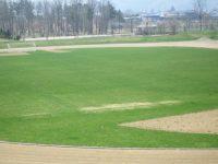 遠野運動公園陸上競技場1
