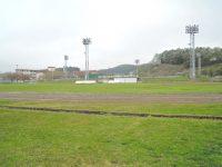 十和田湖総合運動公園陸上競技場1