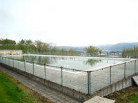 十和田湖総合運動公園陸上競技場2