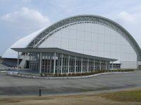 富山県総合運動公園屋内グラウンド1