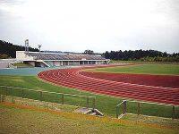 津幡運動公園陸上競技場2