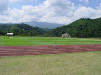 嬬恋村運動公園陸上競技場1