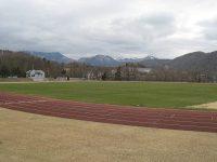 嬬恋村運動公園陸上競技場2