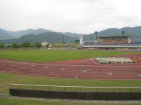 敦賀市総合運動公園陸上競技場1