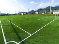 山梨学院和戸第2サッカー場1
