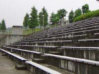 矢板運動公園陸上競技場3