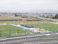 米沢市営人工芝サッカーフィールド3