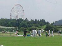 岐阜県フットボールセンター多目的運動場A(天然芝)3