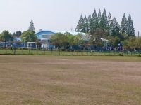 津島市東公園グラウンド3