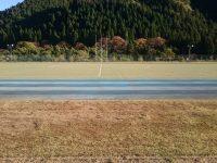関市洞戸運動公園陸上競技場1