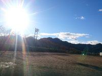和紙の里スポーツ広場グラウンド5