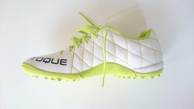 【アシックス】TOQUE 3 TF(ホワイト×グリーン)2