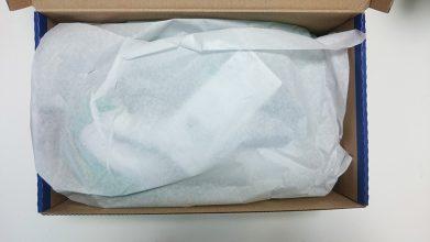 【ミズノ】スーパーソニックウエーブ3 MD(ホワイト×グリーン)2